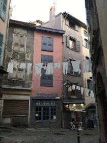 Streets of Le Puy en Velay