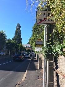 Leaving Le Puy en Velay